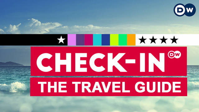 Check-in - The Travel Guide (engl.)