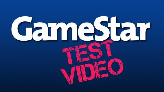 GameStar Test Video