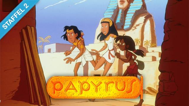Die Abenteuer von Papyrus (Staffel 2)