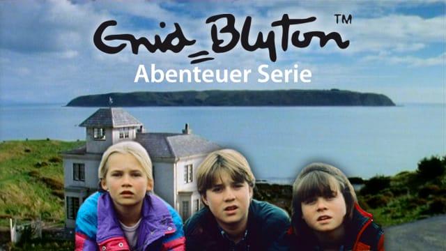 Enid Blyton - Abenteuer Serie