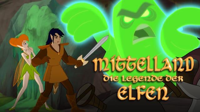 Mittelland - Die Legende der Elfen