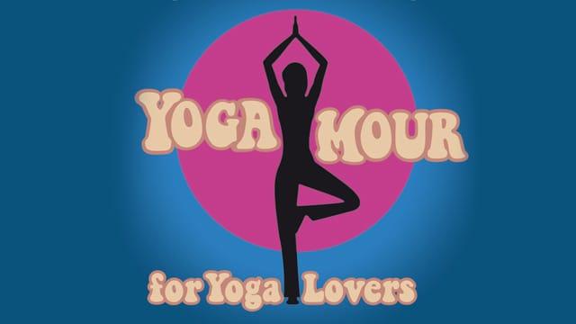 YOGAMOUR - Yoga Video Anleitung