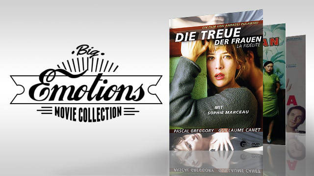 Movie Collection: Big Emotions