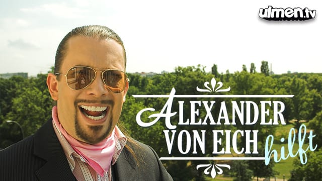 Alexander von Eich hilft