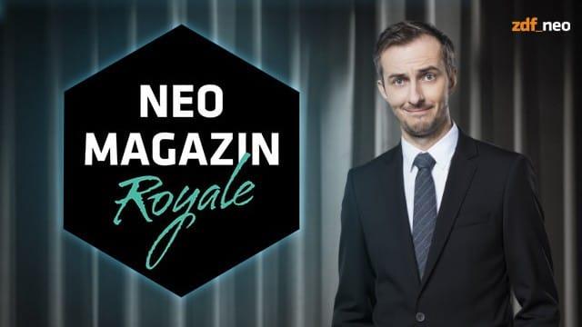 ZDFneo - NEO MAGAZIN ROYALE