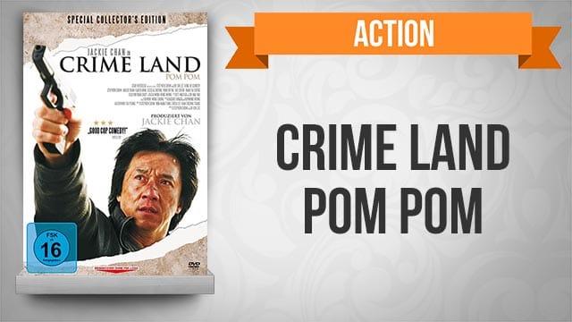 Jackie Chan - Crime Land Pom Pom