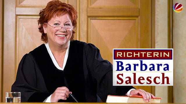 SAT.1 - Richterin Barbara Salesch