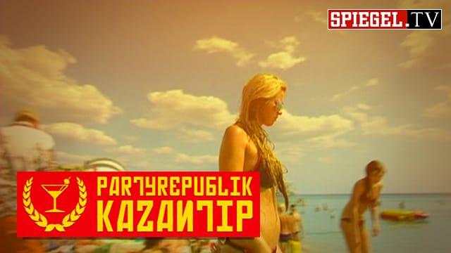 Partyrepublik Kazantip - Dauerrave am Schwarzen Meer