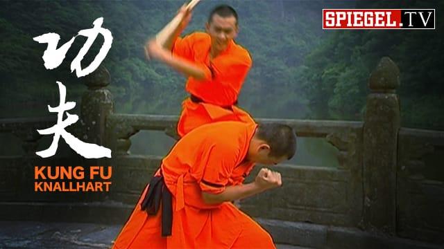 Kung Fu knallhart - Junge Deutsche in der Shaolin-Schmiede