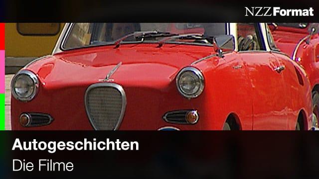 NZZ - Autogeschichten - Die Filme