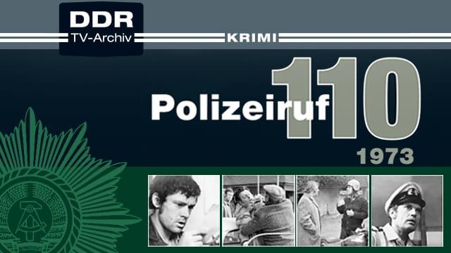 Polizeiruf 110 - 1973