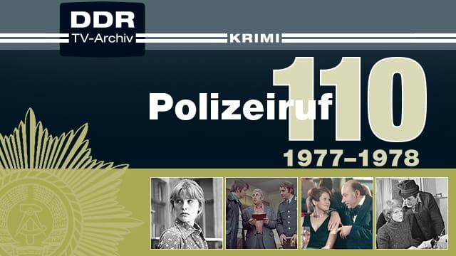 Polizeiruf 110 - 1977-1978