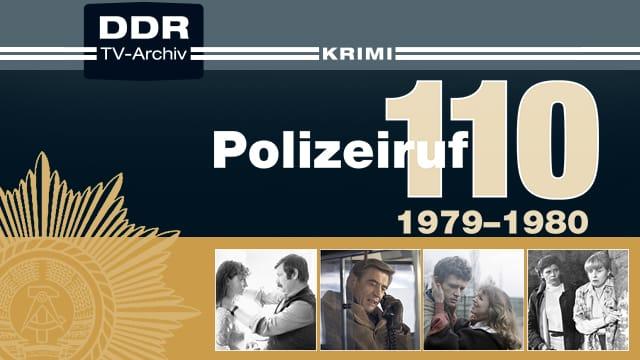 Polizeiruf 110 - 1979-1980