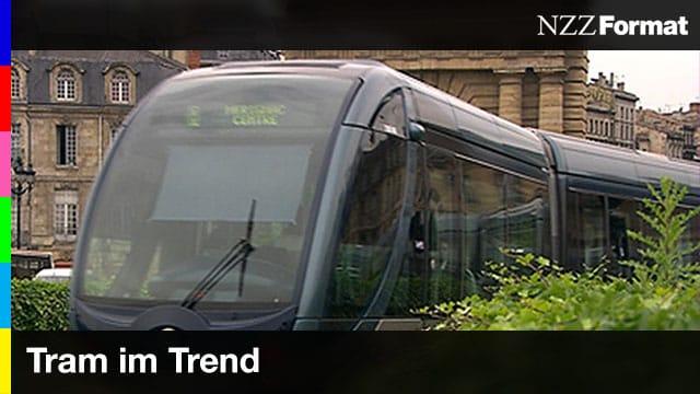 NZZ - Tram im Trend