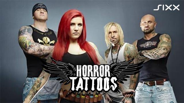 sixx - Horror Tattoos