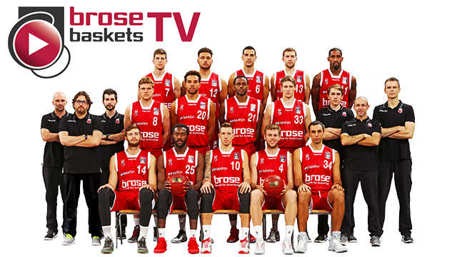 Brose Baskets TV