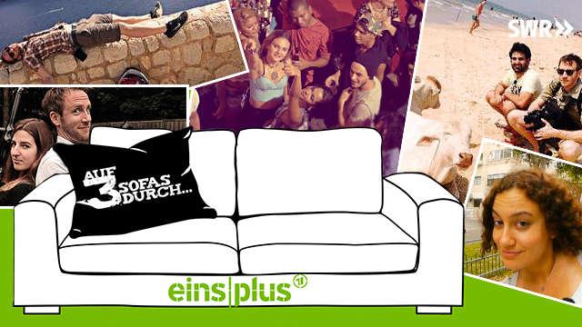 SWR - Auf 3 Sofas durch...