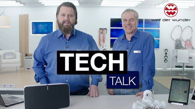 Welt der Wunder - Tech-Talk