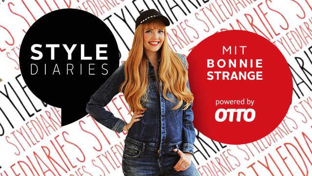 Stylediaries mit Bonnie Strange - powered by OTTO