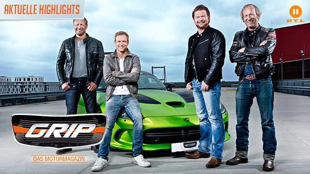 RTL II - GRIP - Das Motormagazin
