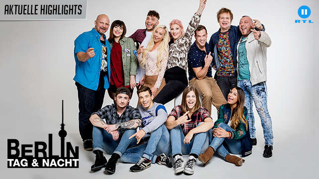 RTL II - Berlin Tag & Nacht