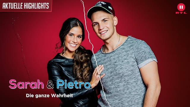 RTL II - Sarah & Pietro - Die Ganze Wahrheit