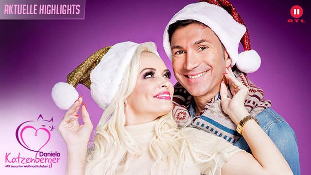 RTL II - Daniela Katzenberger - Mit Lucas im Weihnachtsfieber