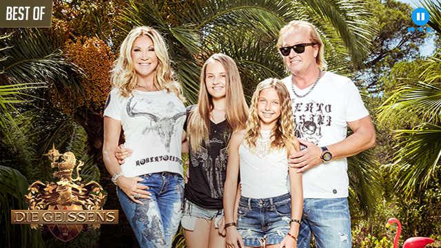 RTL II - Die Geissens - Eine schrecklich glamouröse Familie