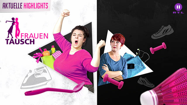RTL II - Frauentausch
