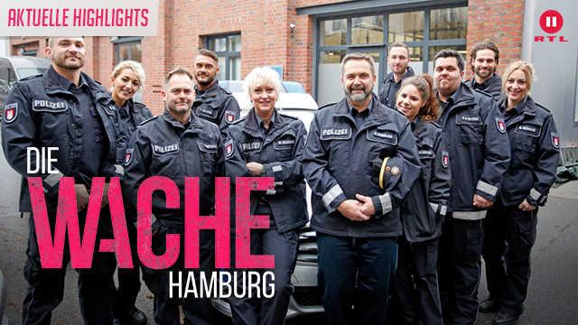 RTL II - Die Wache Hamburg