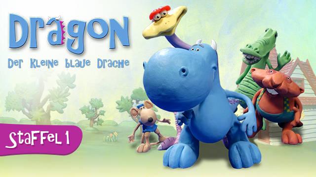 Dragon: Der kleine blaue Drache - Staffel 1