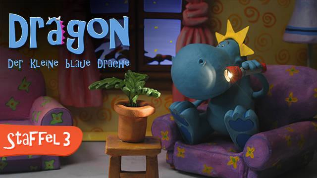 Dragon: Der kleine blaue Drache - Staffel 3