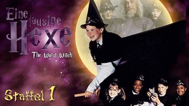 Eine lausige Hexe - Staffel 1