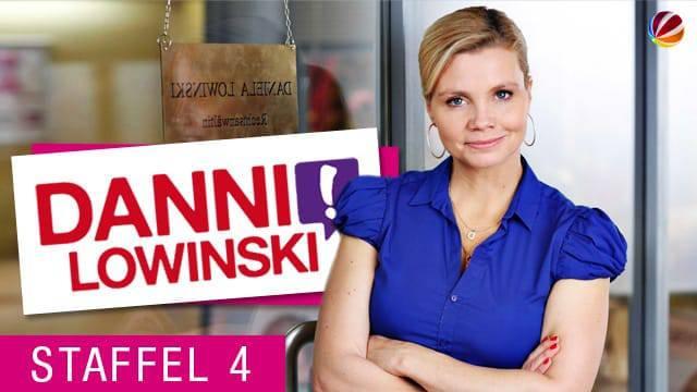 SAT.1 - Danni Lowinski (Staffel 4)