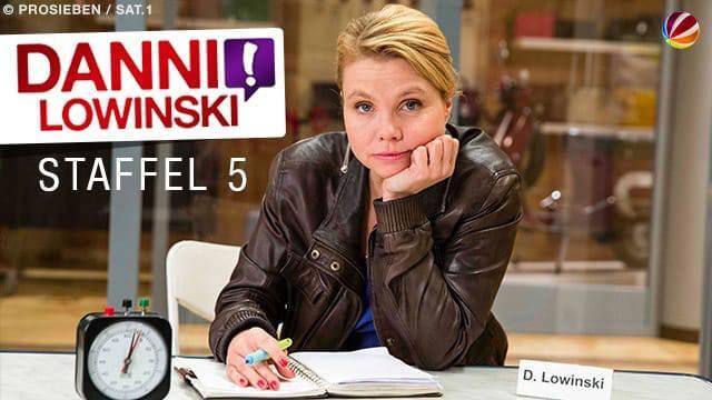 SAT.1 - Danni Lowinski (Staffel 5)