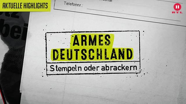 RTL II - Armes Deutschland