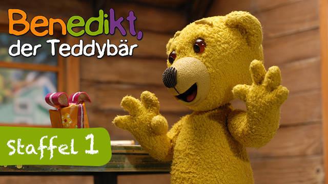 Benedikt - Der Teddybär