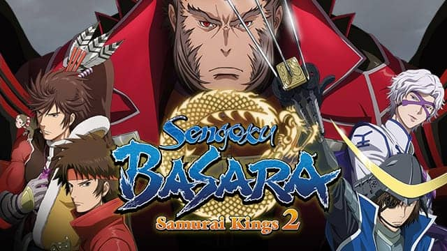 Samurai Kings Staffel 2