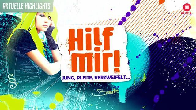 RTL II - Hilf Mir - Jung, pleite verzweifelt