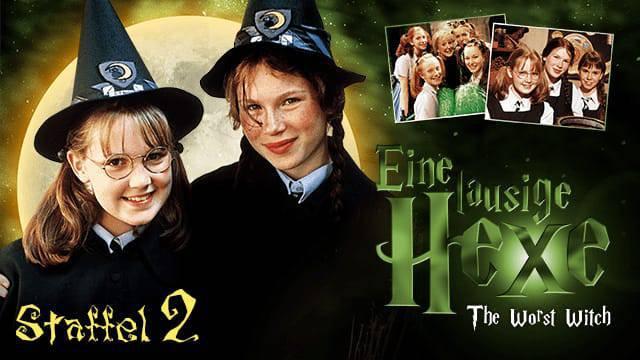 Eine lausige Hexe - Staffel 2