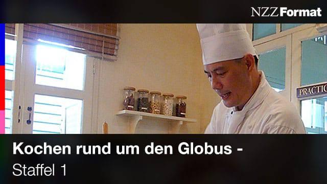 NZZ - Kochen rund um den Globus (Staffel 1)
