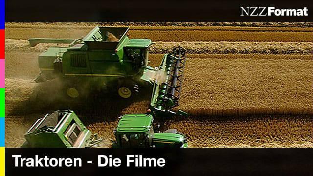 NZZ - Traktoren die Filme