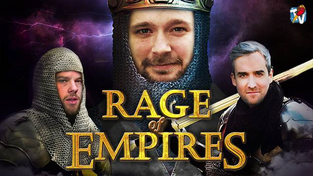 Rocket Beans TV - Rage of Empires
