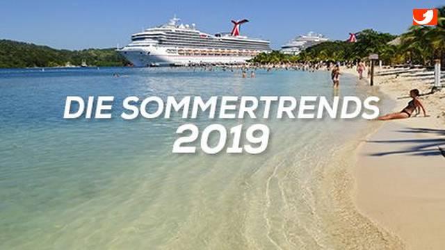 kabel eins - Die Sommertrends 2019