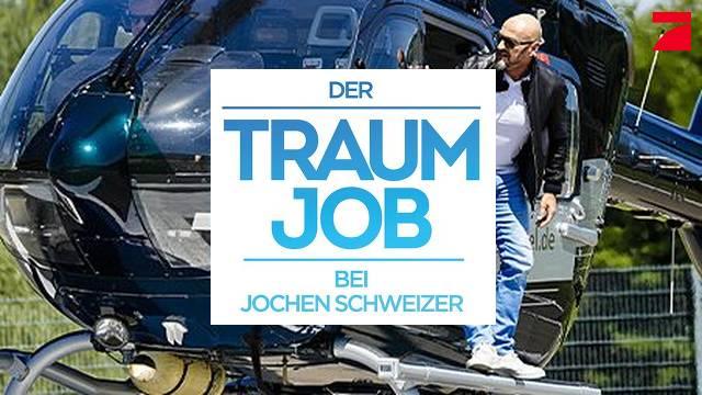 ProSieben - Der Traumjob - Bei Jochen Schweizer