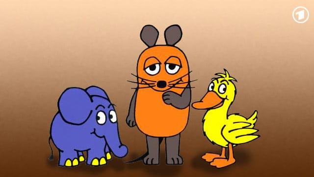DasErste - Sendung mit der Maus